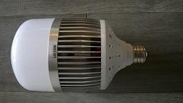 LED Erstatning for kviksølvpærer
