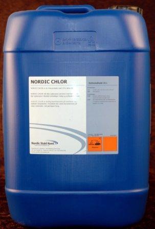 Nordic Chlor 1 x 25 liter