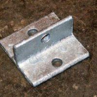 Loftbeslag galv. 8 mm huller 1-10 stk