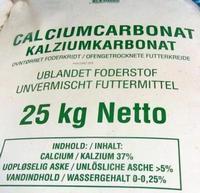 Foderkridt 1 x 25 kg